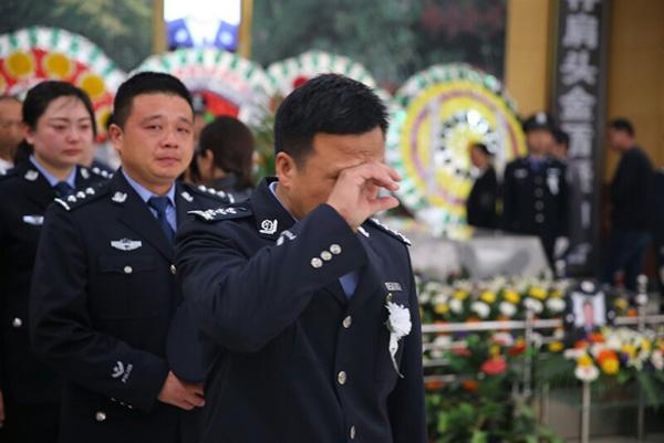 王清华的追悼会于4月16日举行。