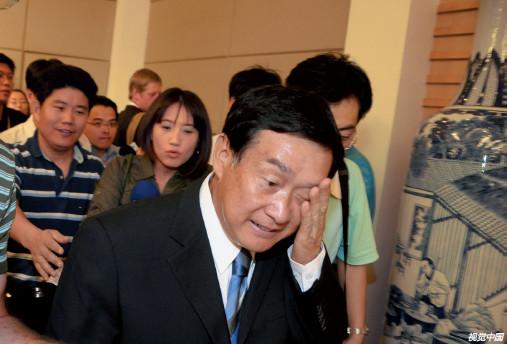 河北省大人原副主任杨崇勇落马 副省级待了17年