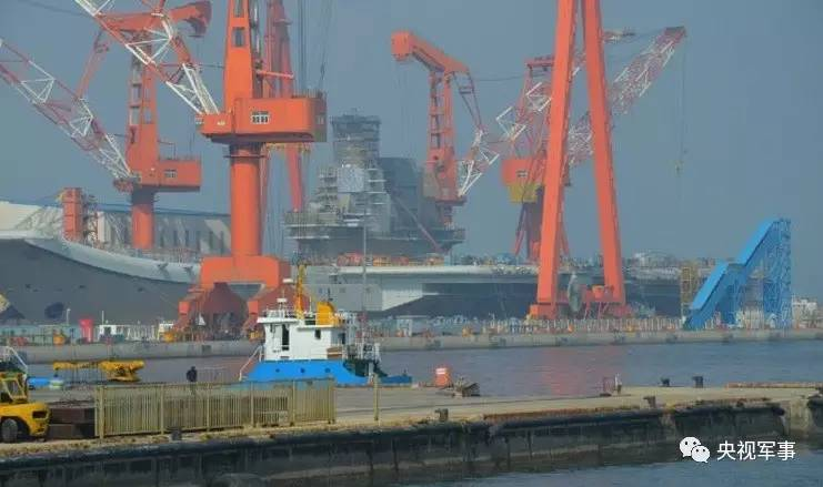 传说中的海军节就要来了,国产航母马上下水?