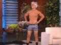 《艾伦秀第14季片花》第一百三十七期 厄尼现场撕衣秀肌肉 艾伦自曝为何不爱男性原因