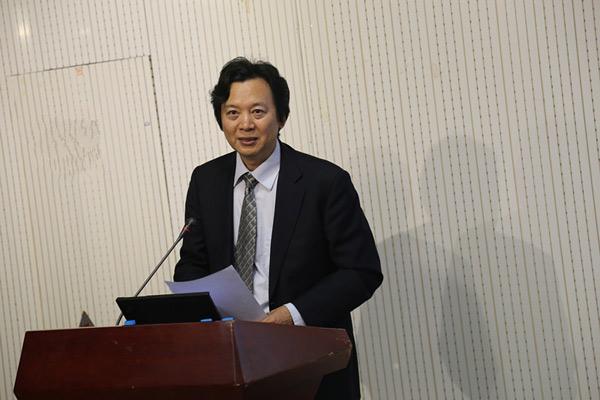 清华大学出版社社长宗俊峰致辞
