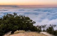 不一样的云山雾海