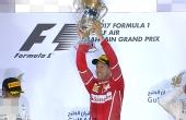 F1第三站 法拉利强势夺冠
