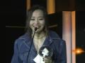《第21届全球华语榜中榜片花》亚洲影响力最受欢迎女歌手 张靓颖