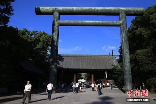 资料图:靖国神社