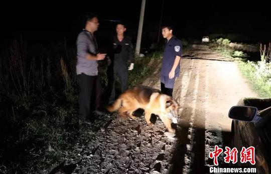 搜捕队伍正在全方位搜捕犯罪嫌疑人。台州市仙居县公安局 供图