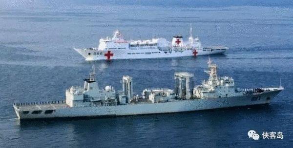 远洋补给船和医疗船,让海洋保障向远洋延伸
