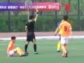 2017大足联赛高职组 天津电子信息2-0甘肃交通下半场
