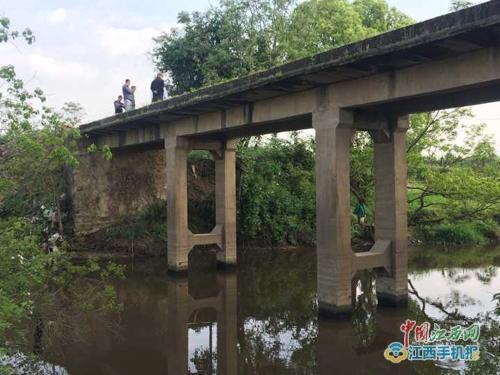 江西一官员称没公车不便去看危桥 纪委成立调查组