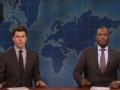 《周六夜现场第42季片花》第十八期 福克斯名嘴性丑闻遭调侃 美联航客机现蝎子