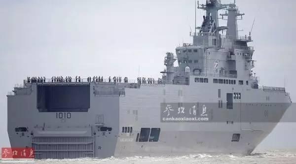 国产航母赶不上海军节下水?媒体:其实这不重要