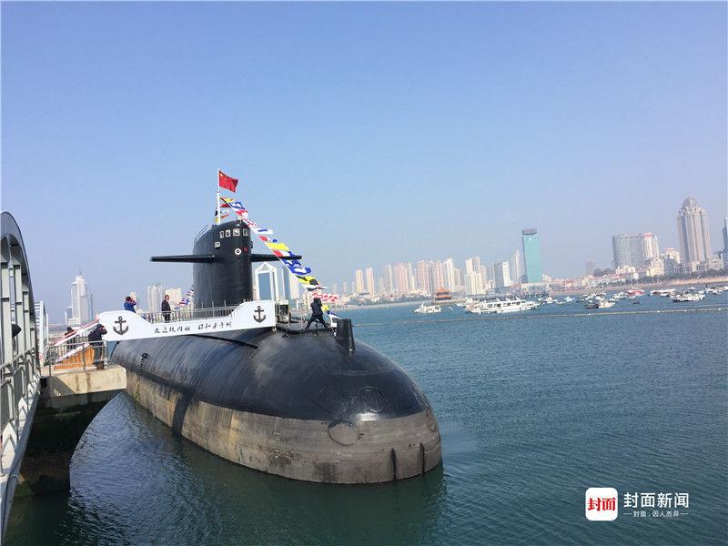 探秘中国首艘核潜艇内部:即将对公众开放(图)