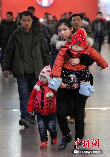 日媒称中国中小城市为二孩苦恼:学校即将爆满