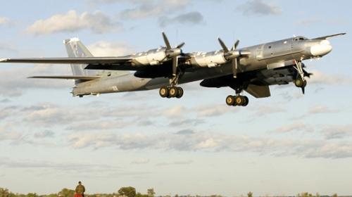 外媒:俄飞机上周多次飞临阿拉斯加 美加战机拦截