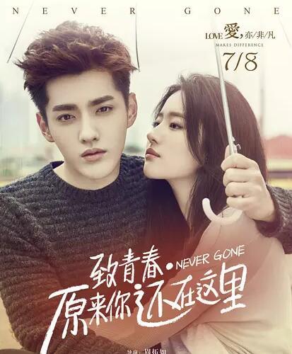 《致青春2》韩国上映票房遇冷 零宣传无排片