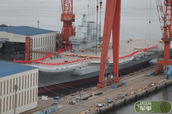 中国大杀器并非只有国产航母 潜艇工厂引发联想(图)
