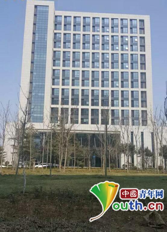 昌乐交通局办公大楼。资料图