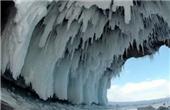 东北现冰洞奇观如冰河世纪
