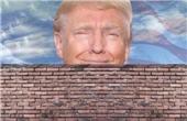 特朗普暂缓边境墙项目