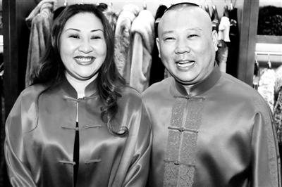 德云社成立的公司法人股东都是郭德纲的妻子王惠 供图/视觉中国