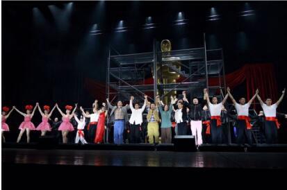 音樂劇《我是成龍》首演 大象演繹嚴父引成龍盛Y[音樂新聞資訊],香港交友討論區