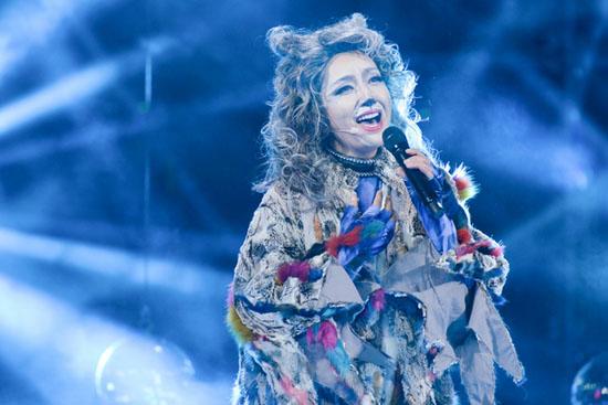 《跨界歌王》江珊为热爱而歌 不惧比拼危机