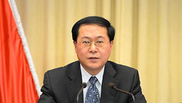 车俊辞去浙江省省长职务,此前已获任浙江省委书记(图)
