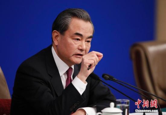 王毅会见美国前国务卿基辛格(图)
