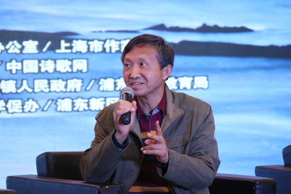 上海市民诗歌节开幕:每个人都可能写出很好的诗