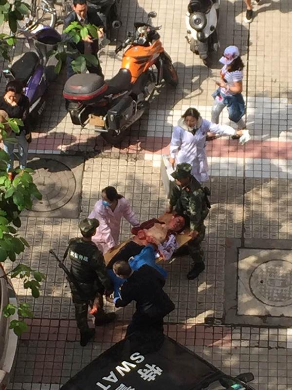 重庆大学宿舍发生伤人事件2人受伤嫌疑人已被抓