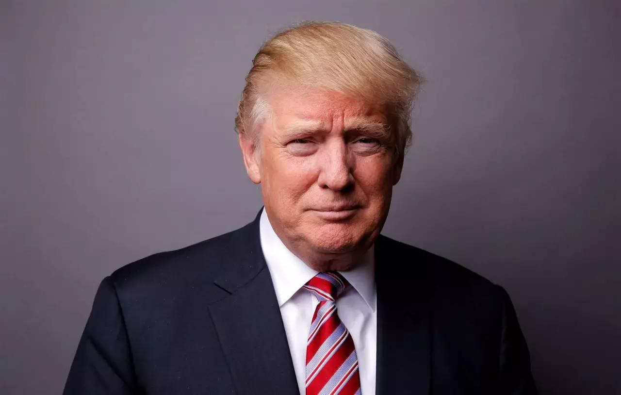 上任一百天特朗普成60多年来支持率最低总统