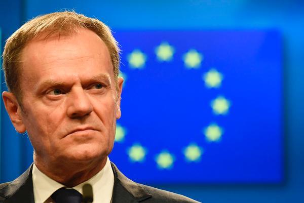 欧盟通过英国脱欧谈判纲领英首相称谈判非常艰难