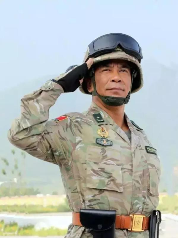 原第54集团军副政委刘法峰任河南省军区副政委