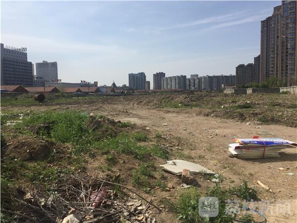 江苏百户居民拆迁10年未得安置