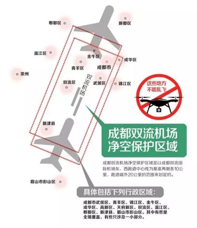 成都机场17天9起无人机扰航事件 或有幕后黑手
