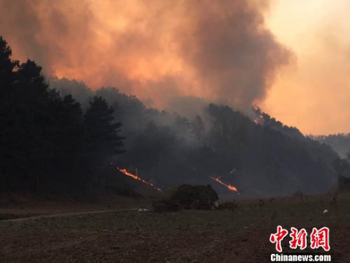 五一期间全国火灾形势平稳 北京蟹岛火灾无人伤亡