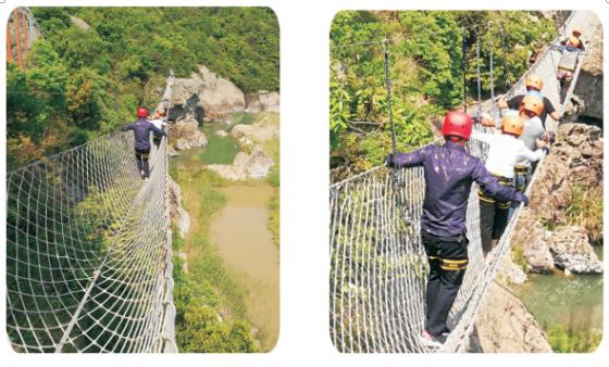 """上海虐途户外,带你体验挑战第一条""""飞拉达""""象山"""