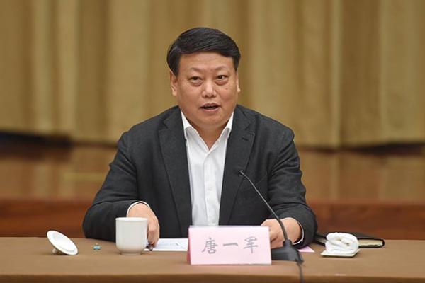 宁波市委书记唐一军出任浙江省委副书记