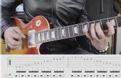 C大调G型音阶演示练习