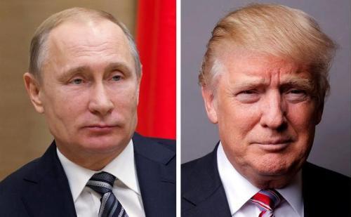 外媒:白宫称普京与特朗普未就通话达成明确共识