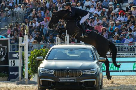 BMW支持高端运动 共享 宝马 创新之悦高清图片