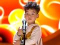 《歌声的翅膀片花》第一期 两岁半萌娃王子辰登台 稚嫩童声唱经典豫剧