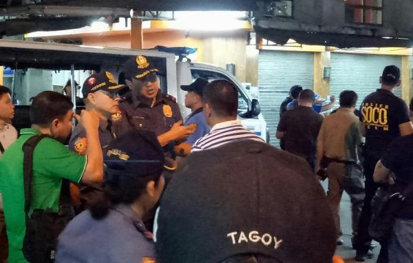 菲律宾马尼拉发生第二次爆炸1警员受伤(组图)