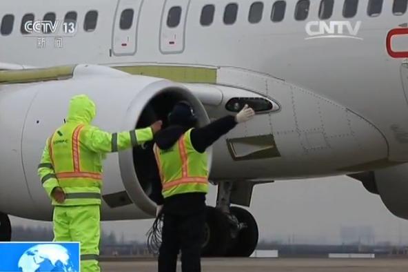 C919首飞全记录披露首试滑行曾遇挫:如何迈出这第一步?