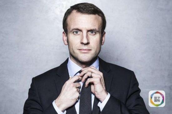 马克龙赢得大选 成为法国史上最年轻总统