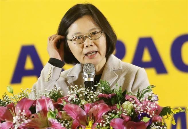 台湾仍未收到世卫大会邀请 蔡英文第8度发推文