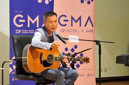 音乐教父罗大佑传授写歌经验