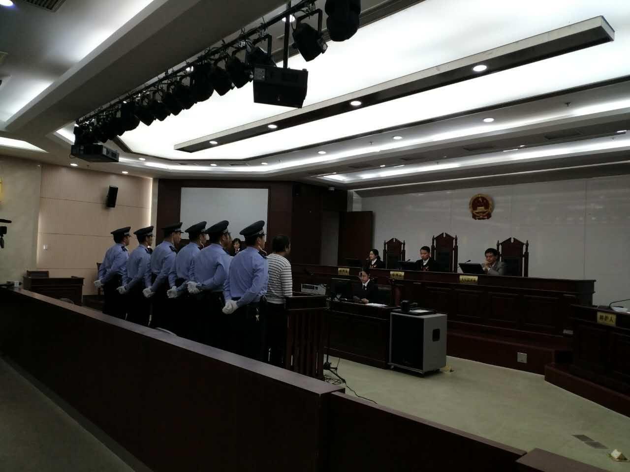 上海垃圾倾倒苏州太湖案开庭 被告涉环境污染罪