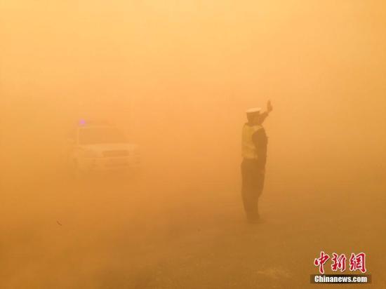 华北东北部分地区发生风雹灾害 3人死亡5.4万人受灾