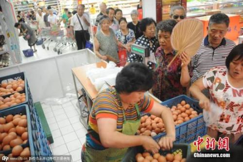 鸡蛋价格创下近十年新低 4月份CPI涨幅会如何?